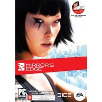 GAME PC MIRRORS EDGE + CD DE MUSICAS