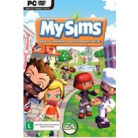 GAME PC MY SIMS TOTALMENTE EM PORTUGUES