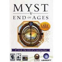 GAME PC MYST V END OF AGES O ULTIMO CAPITULO
