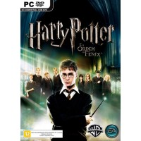 GAME PC HARRY POTTER E A ORDEM DA FÊNIX - DVD-ROM