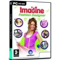 GAME PC IMAGINE FASHION DESIGNER ORIGINAL E LACRADO
