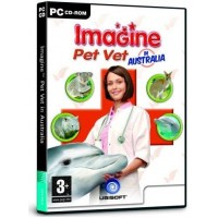 GAME PC IMAGINE PET VET IN AUSTRALIA ORIGINAL E LACRADO