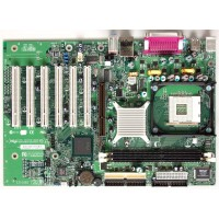 PLACA MÃE INTEL D845PESV SOCKET 478 COM 6 SLOTS PCI