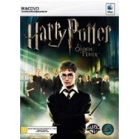 GAME MAC HARRY POTTER E A ORDEM DA FENIX - DVDROM