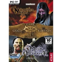 GAME PC NEVERWINTER NIGHTS 2 GOLD EDITION + EXPANSÃO MASK OF THE BETRAYER