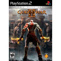GAME PS2 PLAYSTATION 2 GOD OF WAR 2 DOIS DISCOS