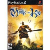 GAME PS2 PLAYSTATION 2 THE MARK OF KRI