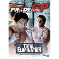 DVD DUPLO PRIDE GP 2006 TOTAL ELIMINATION FIRST ROUND