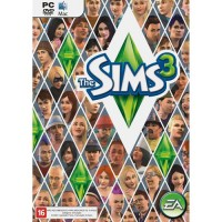 GAME PC MAC THE SIMS 3 - DVDROM