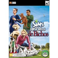 GAME PC THE SIMS HISTÓRIAS DE DE BICHOS ORIGINAL E LACRADO