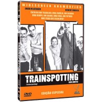 DVD TRAINSPOTTING SEM LIMITES COM EWAN MCGREGOR