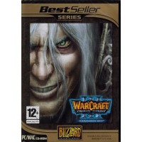 Game Pc Mac Warcraft 3 Frozen Throne Original Novo Lacrado